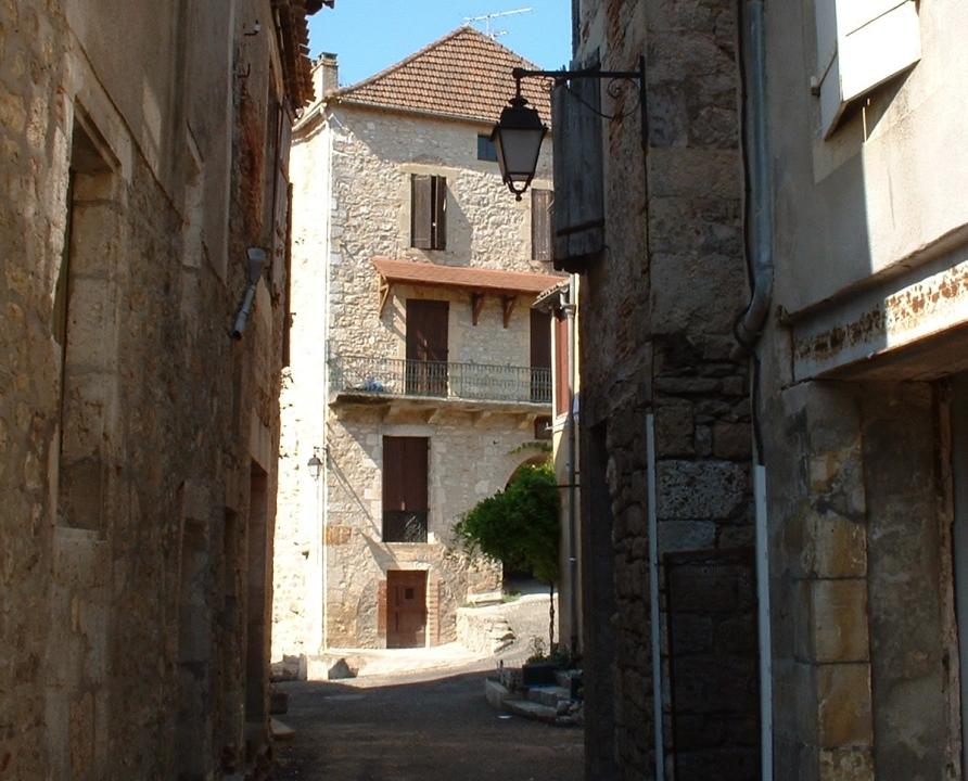 Rues & Ruelles - Albas - Rues & Ruelles (bourg) -