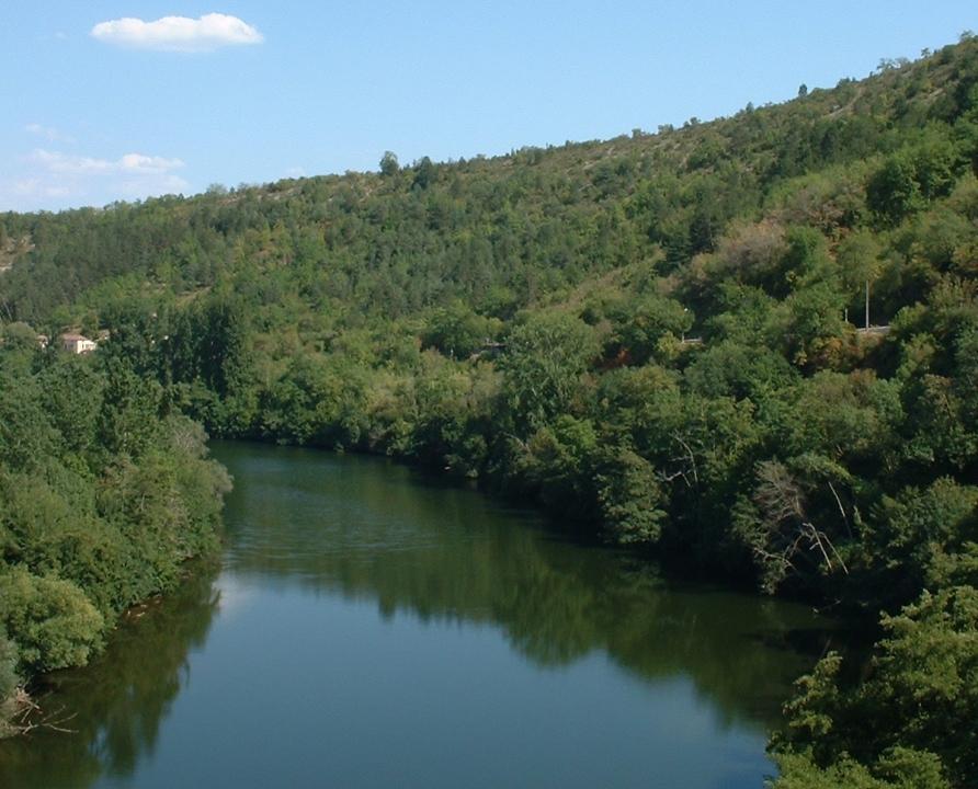 Rivières & Ruisseaux - Albas - Le Lot (Bourg) -