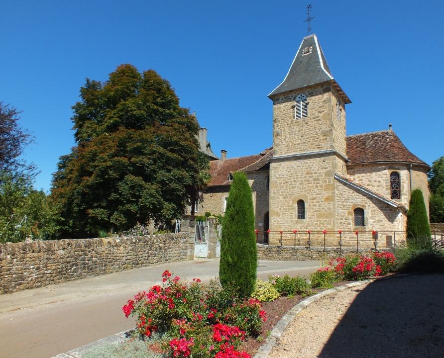 Églises & Abbayes - Albiac - Église Saint-Pierre (bourg) - Église d'Albiac (bourg)