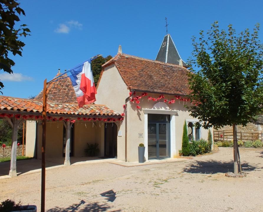 Mairies - Albiac - Mairie (bourg) -