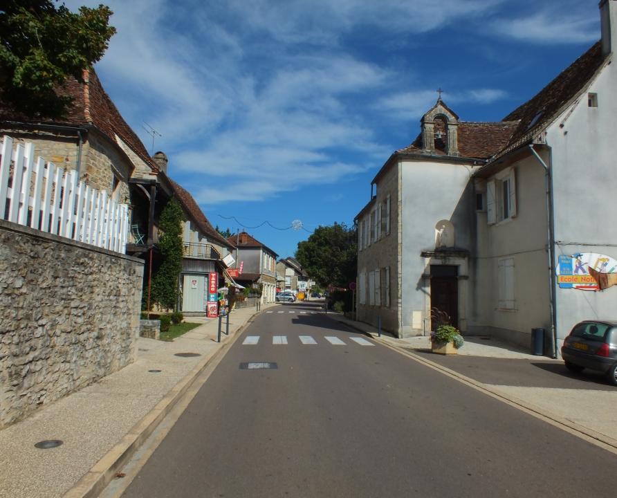 Rues & Ruelles - Alvignac - Dans les rues du bourg -
