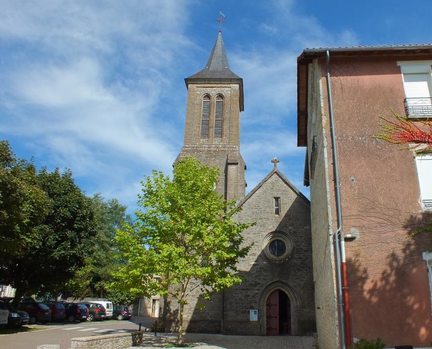 Églises & Abbayes - Alvignac - Église Sainte-Madeleine -
