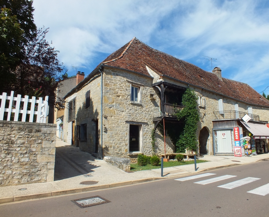 Demeures & Manoirs - Alvignac - Belles demeures (bourg) -
