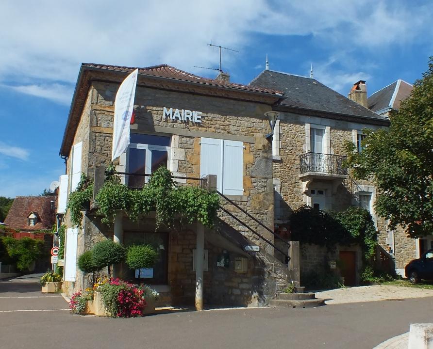 Mairies - Alvignac - Mairie (bourg) -