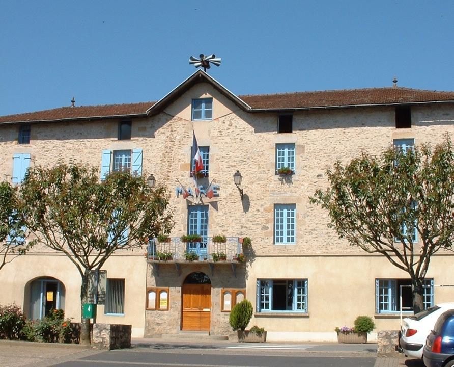 Mairies - Bagnac-sur-Célé - Mairie (bourg) -