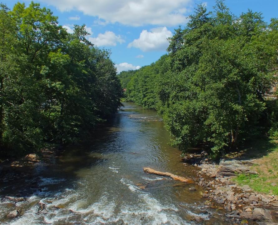 Rivières & Ruisseaux - Bagnac-sur-Célé - Le Célé (bourg) -