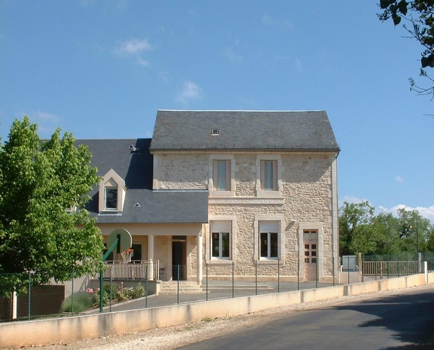 École - Baladou - École Communale (bourg) -