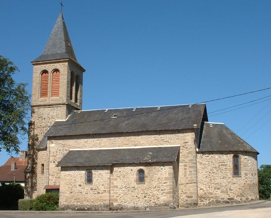 Églises & Abbayes - Bannes - Église (bourg) -