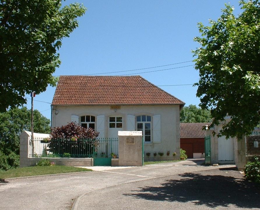 Mairies - Le Bastit - Mairie (bourg) -