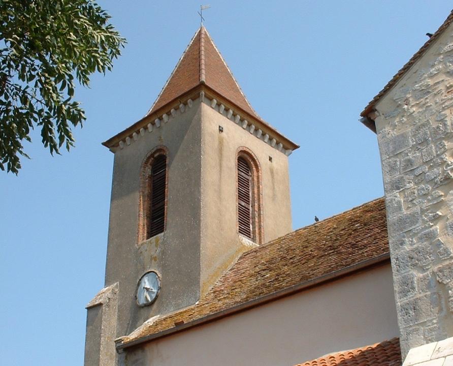 Églises & Abbayes - Beaumat (Cœur de Causse) - Église Notre-Dame-de-la-Nativité (bourg) -