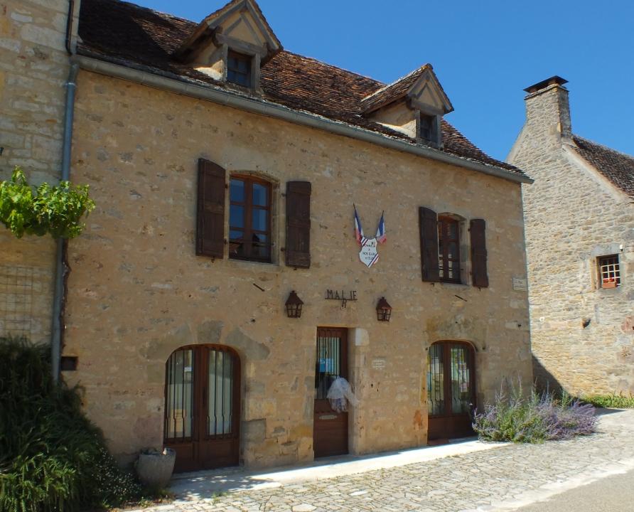 Mairies - Beauregard - Mairie (bourg) -