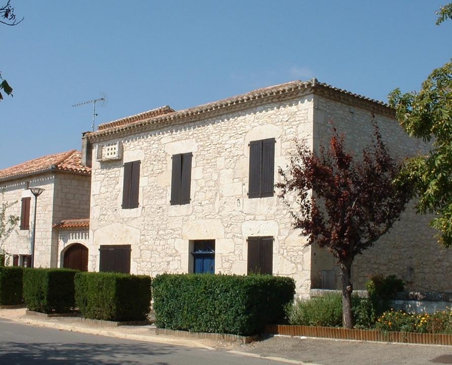 Demeures & Manoirs - Belfort-du-Quercy - Belles demeures (bourg) -