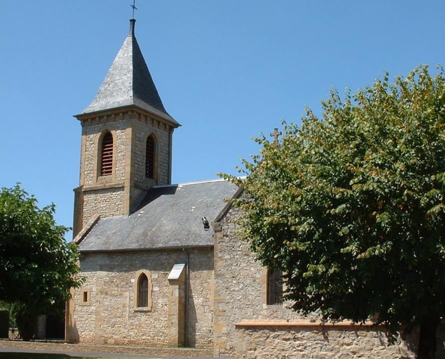 Églises & Abbayes - Biars-sur-Cere - Église Notre-Dame de l'Assomption (Bourg) -