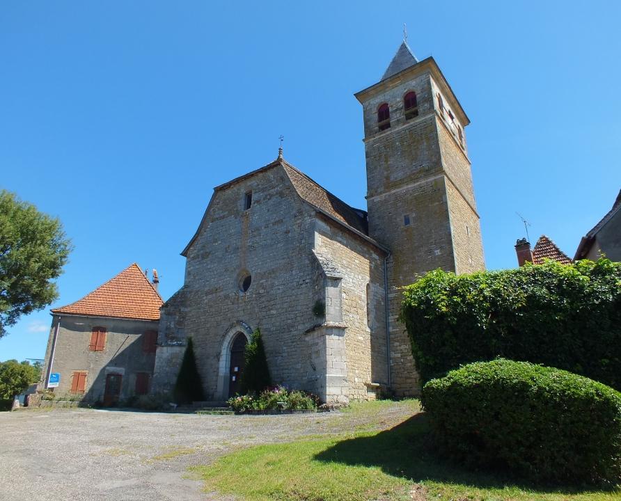 Églises & Abbayes - Bio - Église Saint-Hilaire (bourg) -