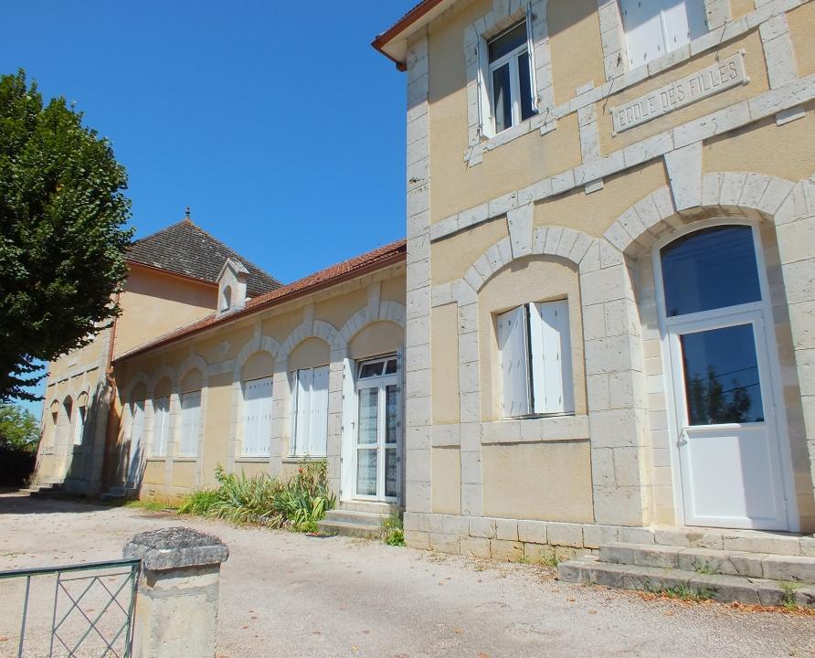 École - Bio - Ancienne école (bourg) -