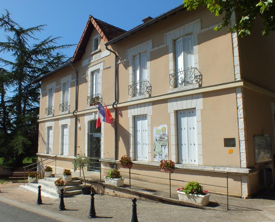 Mairies - Blars - Mairie (bourg) -