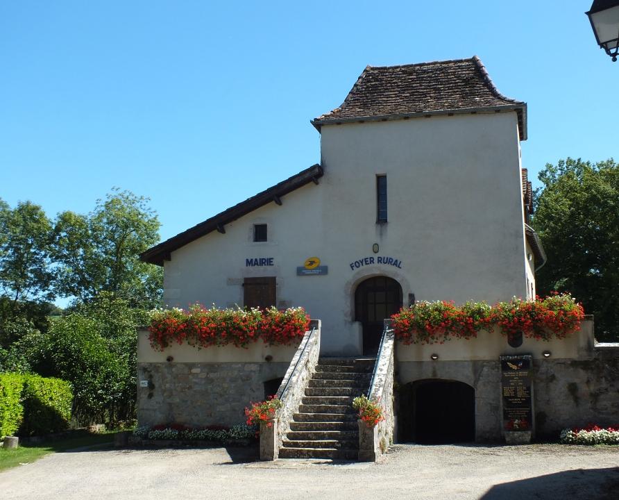 Mairies - Boussac - Mairie (bourg) -