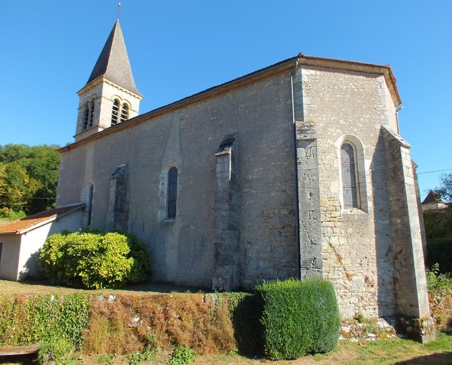 Églises & Abbayes - Cénevières - Église (bourg) -