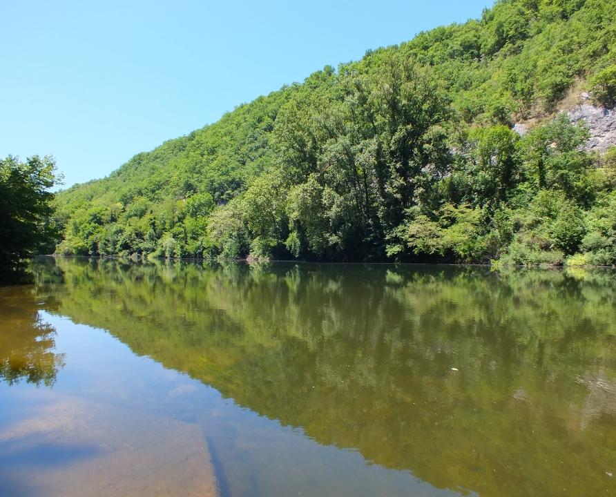 Rivières & Ruisseaux - Pescadoires - Le Lot (Bourg) -