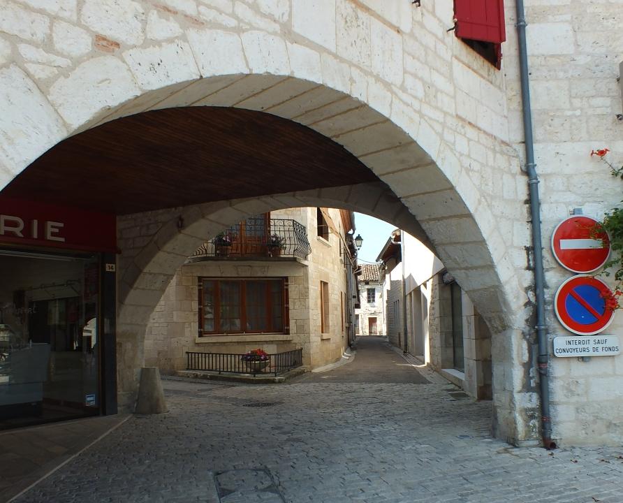 Rues & Ruelles - Castelnau-Montratier (Castelnau Montratier-Sainte Alauzie) - Rue de la Boucherie -