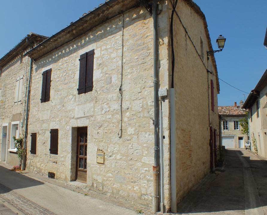 Demeures & Manoirs - Castelnau-Montratier (Castelnau Montratier-Sainte Alauzie) - Belles demeures (Rue Étienne Lacavalerie) -