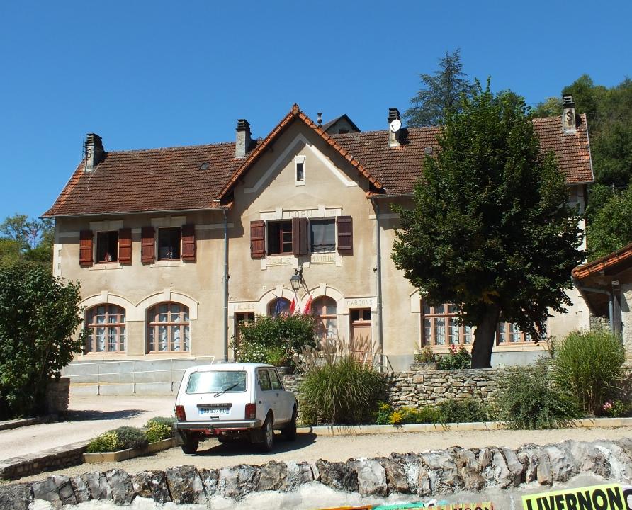 Mairies - Corn - Mairie (bourg) -