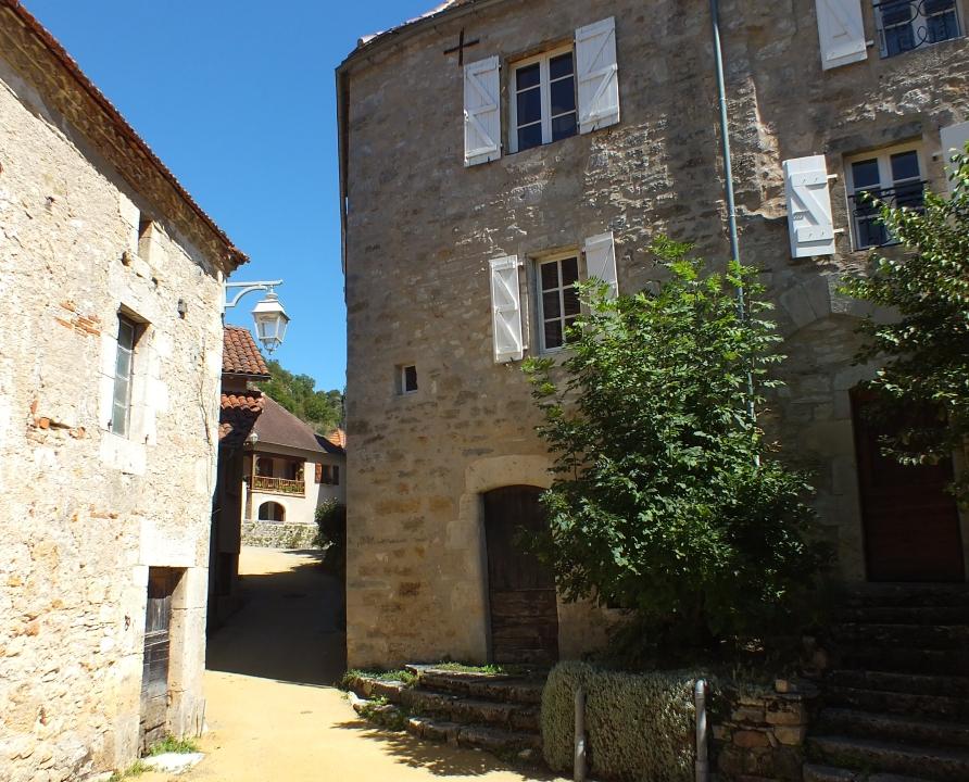 Rues & Ruelles - Corn - Dans les rues du bourg -