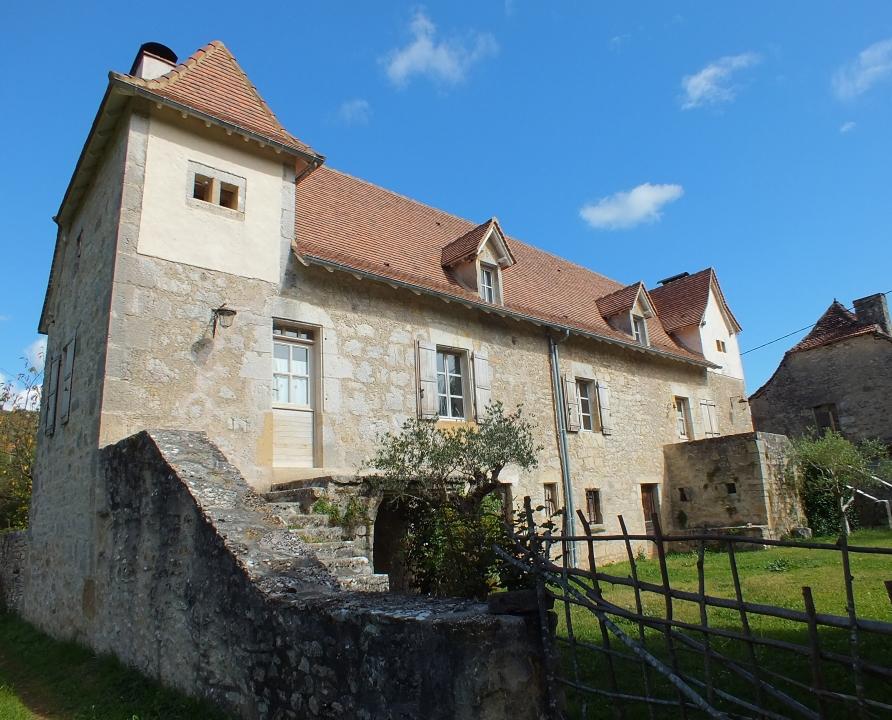 Demeures & Manoirs - Corn - Belles demeures (Saint-Laurent) -