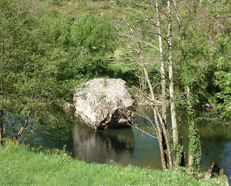 Rivières & Ruisseaux - Cabrerets - Le Célé (La Tuilerie) -