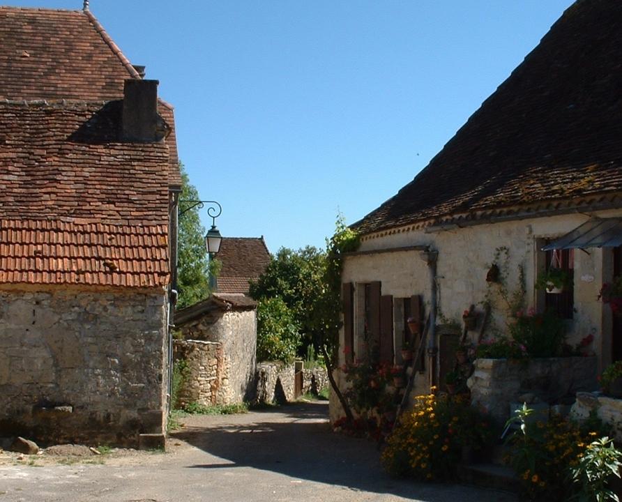 Rues & Ruelles - Soulomès - Dans les rues du bourg -