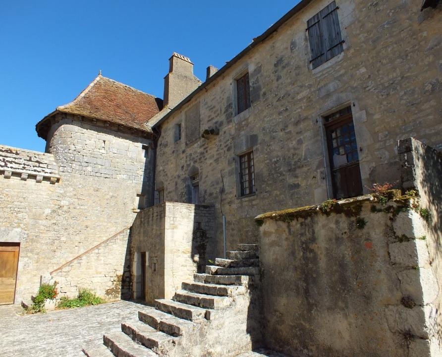 Demeures & Manoirs - Soulomès - Ancienne Commanderie des Hospitaliers -