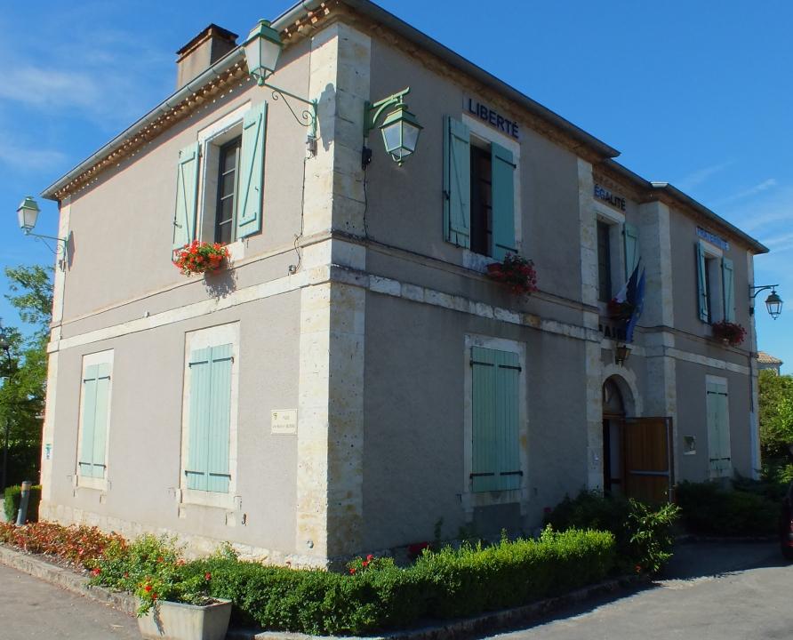 Mairies - Villesèque - Mairie (bourg) -