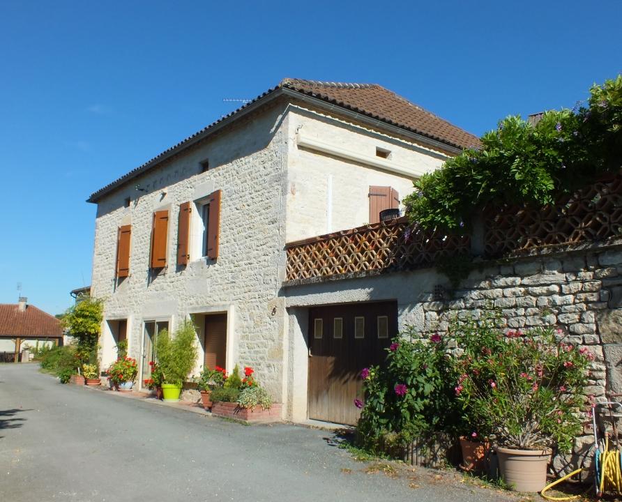Demeures & Manoirs - Villesèque - Belles demeures (bourg) -