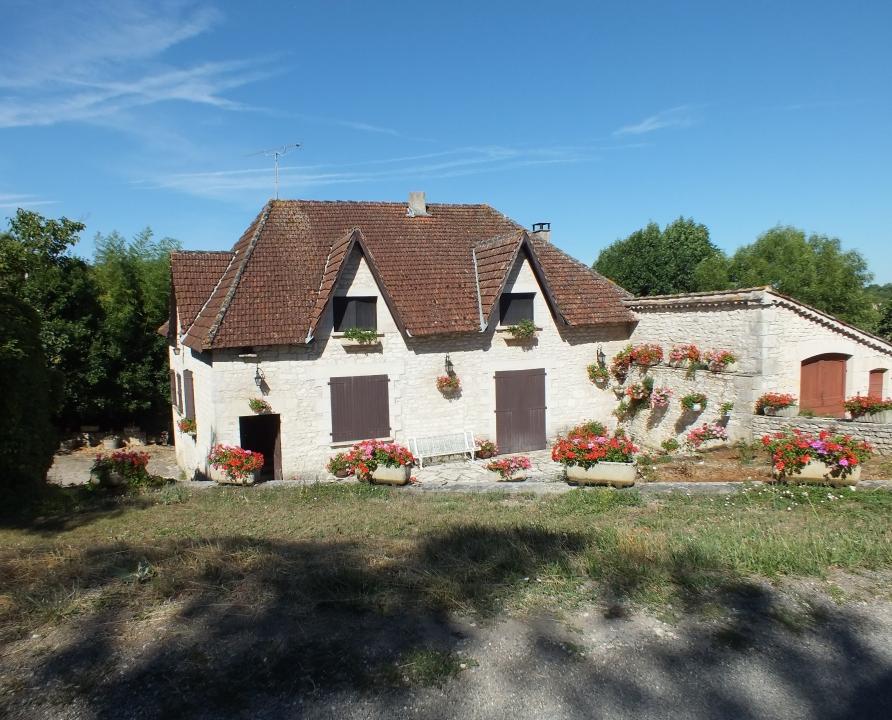 Demeures & Manoirs - Villesèque - Belles demeures (Trébaïx) -