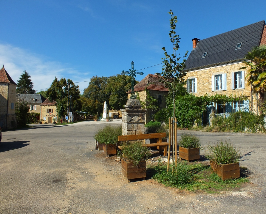 Circuits randonnée pédestre - Fajoles - Le Chemin de la Source du Piage - 8km (Fajoles)