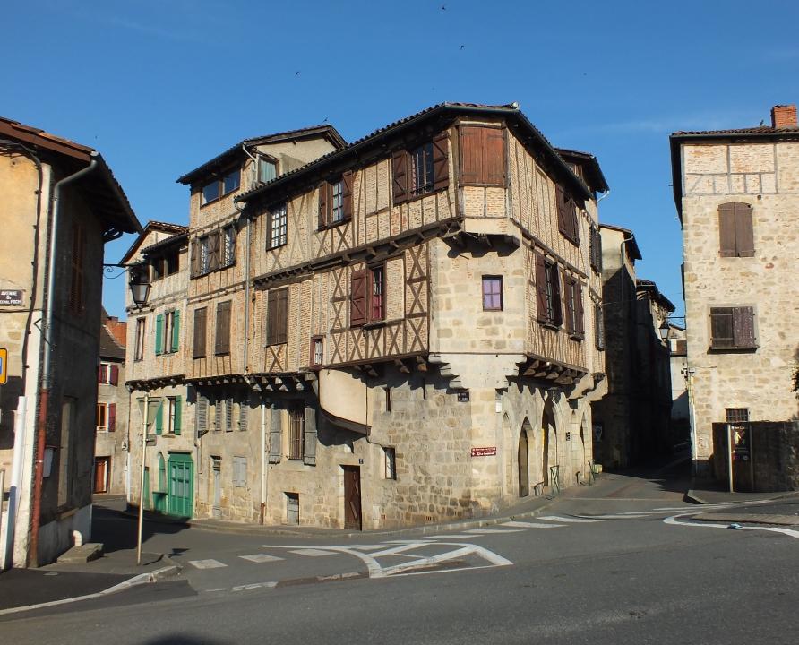 Circuits randonnée pédestre - Figeac - Les Clés de Figeac - 3km (Rue du Canal)