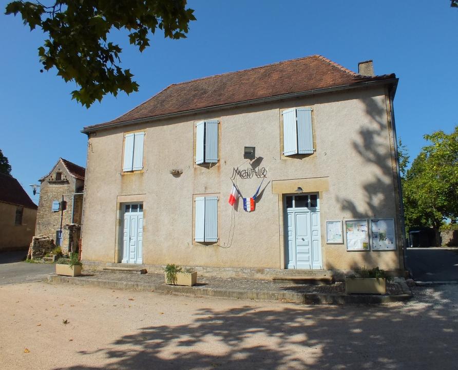 Mairies - Saillac - Mairie (bourg) -