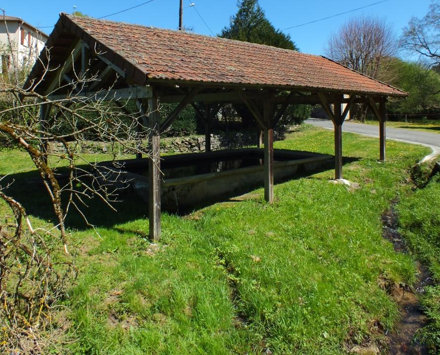 Circuits randonnée pédestre - Sousceyrac (Sousceyrac-en-Quercy) - Circuit du Cayla - 9km (Ruisseau Le Cayla)