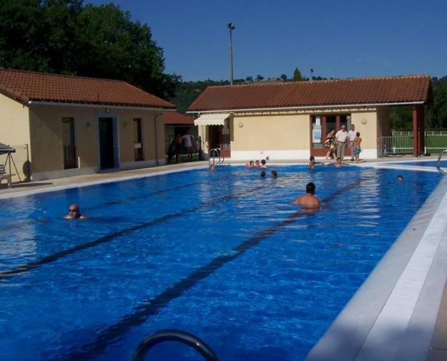 Piscines & Parcs aquatiques - Bagnac-sur-Célé - Piscine de plein air -