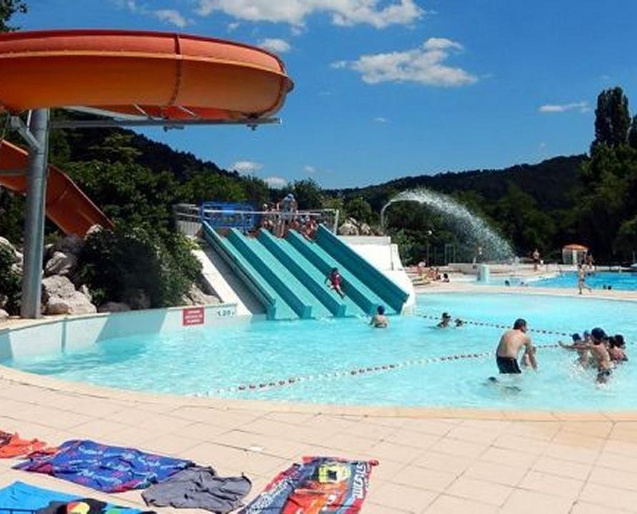 "Piscines & Parcs aquatiques - Cahors - Piscine de plein air ""Archipel"" -"