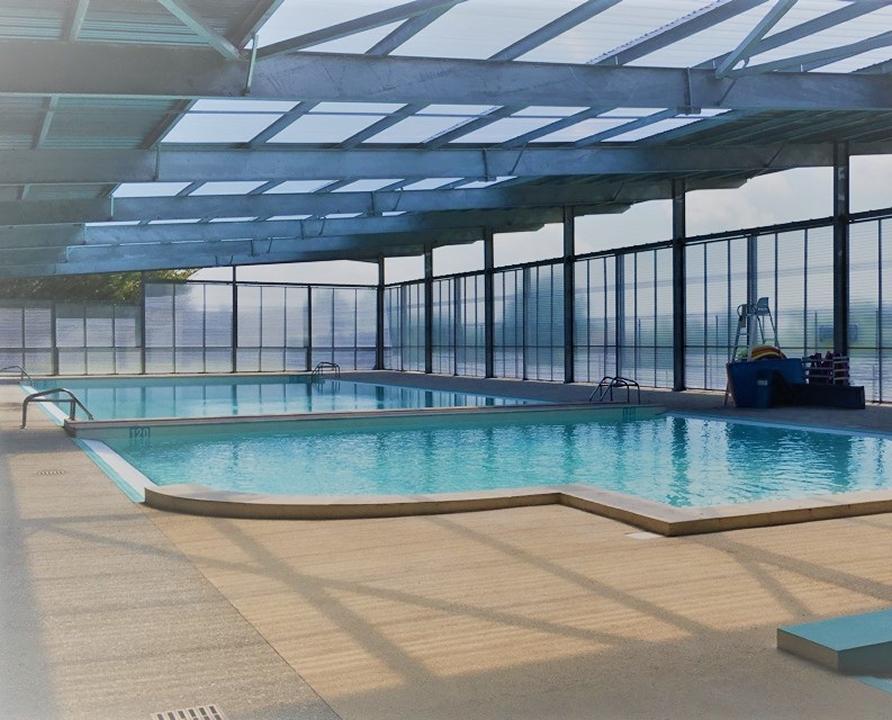 Piscines & Parcs aquatiques - Lalbenque - Piscine municipale couverte -