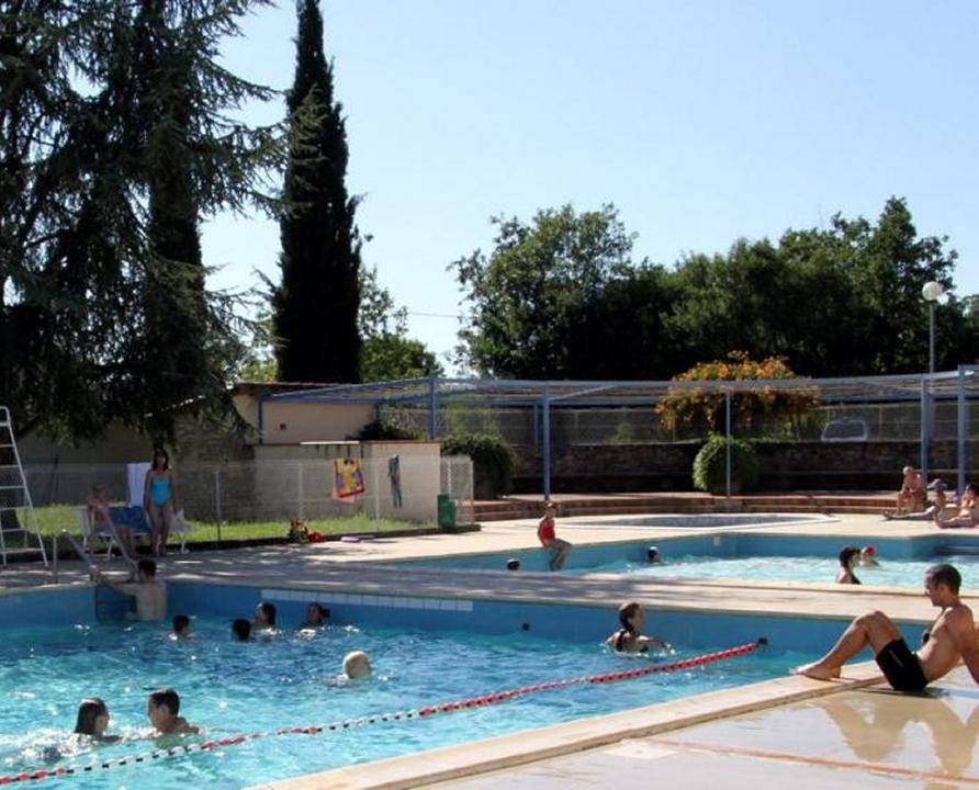 Piscines & Parcs aquatiques - Limogne-en-Quercy - Piscine de plein air -