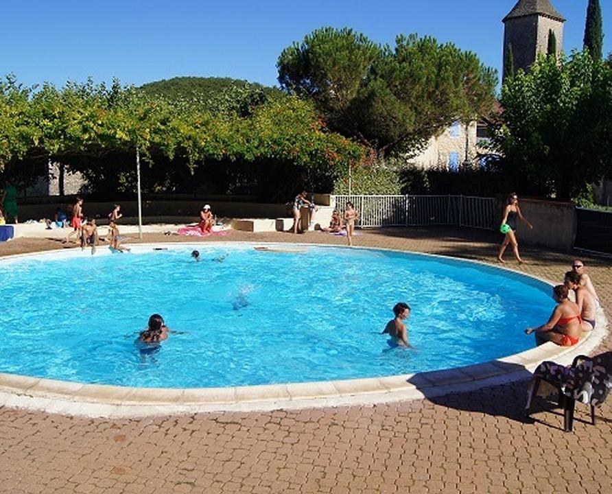 Piscines & Parcs aquatiques - Nuzéjouls - Piscine de plein air -