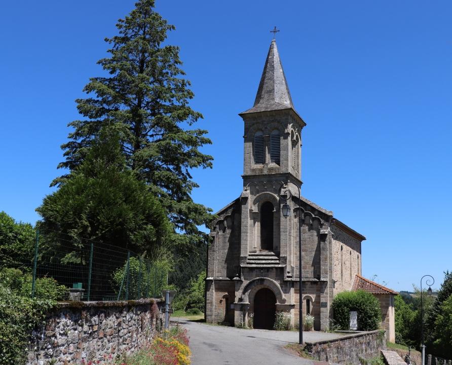 Églises & Abbayes - Saint-Bressou - Église Saint-Brice (bourg) -