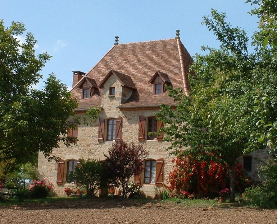 Demeures & Manoirs - Saint-Bressou - Belles demeures (Espinadet) -