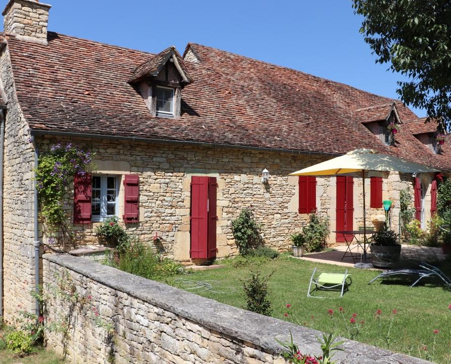 Demeures & Manoirs - Nuzéjouls - Belles demeures (bourg) -