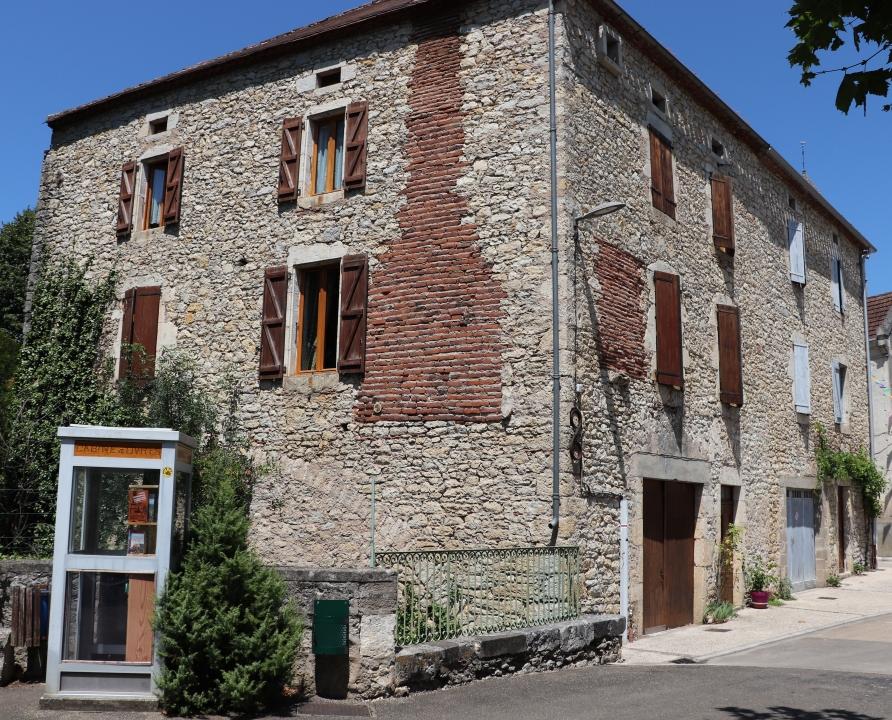 Demeures & Manoirs - Saint-Vincent-Rive d'Olt - Belles demeures (bourg) -