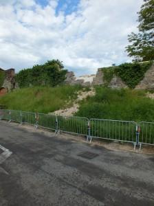 Sécurisation des remparts de Figeac à la suite de l'éboulement en Mars 2013 - 004