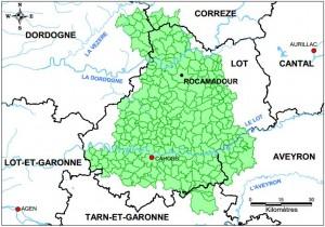 Rocamadour-AOC-Aire-Géographique