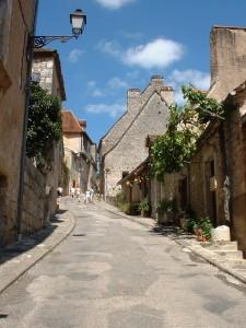 Rocamadour. Rue Coustalou - Auteur : Yann LESELLIER